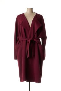 Manteau long femme Chiffon De Paris violet taille : 52 144 FR (FR)