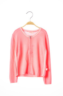 Gilet manches longues fille Billieblush rose taille : 2 A 15 FR (FR)