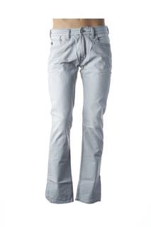Jeans coupe slim homme Kaporal beige taille : W32 L34 31 FR (FR)