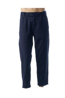 Pantalon chic homme Scotch & Soda bleu taille : 42 51 FR (FR)