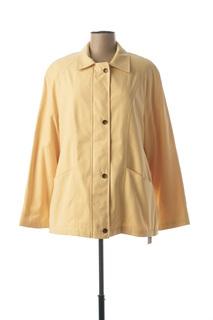 Manteau court femme Nuria Vilardaga jaune taille : 50 29 FR (FR)