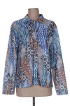 Chemisier manches longues femme Griffon bleu taille : 42 10 FR (FR)