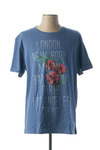 T-shirt manches courtes homme At.P.Co bleu taille : L 34 FR (FR)