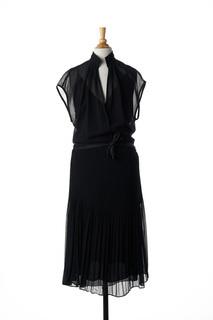 Robe mi-longue femme By Malene Birger noir taille : 34 156 FR (FR)