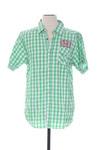 Chemise manches courtes homme Lenny & Loyd vert taille : S 7 FR (FR)