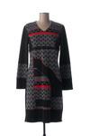 Robe pull femme France Rivoire gris taille : 40 67 FR (FR)