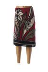 Jupe mi-longue femme Jean Delfin rouge taille : 50 69 FR (FR)