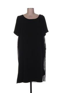 Robe mi-longue femme Cristina Gavioli noir taille : 44 22 FR (FR)