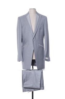 Costume de ville homme Authentique gris taille : 48 40 109 FR (FR)