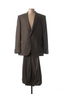 Costume de cérémonie homme Bruno Saint Hilaire gris taille : 56 48 199 FR (FR)