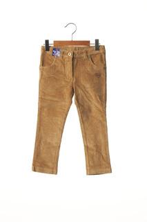 Pantalon casual fille Original Marines marron taille : 5 A 9 FR (FR)