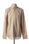 Chemise manches longues homme Mexx marron taille : M 28 FR (FR)