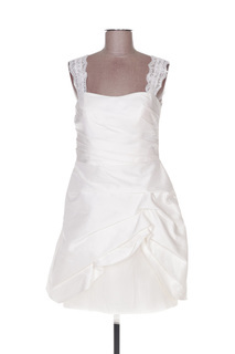 Robe de mariée femme Linea Raffaelli blanc taille : 40 163 FR (FR)