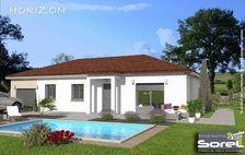 Maison 93,40 m² avec terrain à REVEL-TOURDAN (38) 208433 Revel-Tourdan (38270)