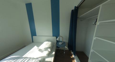 Appartement de 3 belles chambres à Olivet 340 Olivet (45160)
