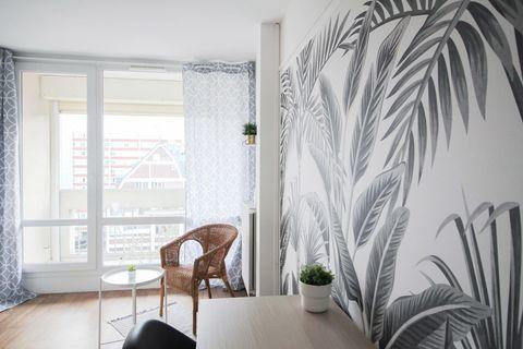 Belle chambre chaleureuse – 10m² - LV8 790 Levallois-Perret (92300)