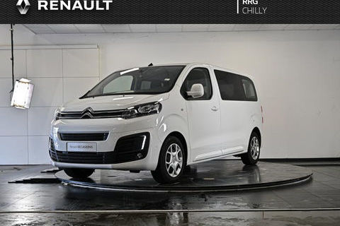 Citroën Spacetourer M BLUEHDI 150 SS BVM6 FEEL 2020 occasion Chilly-Mazarin 91380