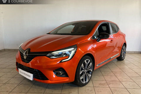RENAULT CLIO TCE 100 INTENS 14890 92400 Courbevoie