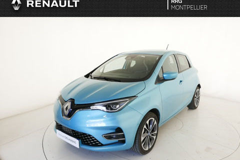 Renault Zoé R135 INTENS 2020 occasion Montpellier 34000