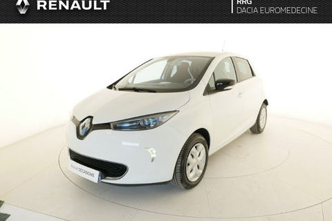 Renault Zoé LIFE GAMME 2017 2018 occasion Montpellier 34000