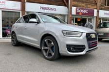 Q3 2.0 TFSI 211 ch Quattro Ambition Luxe S tronic 7 2012 occasion 91200 Athis-Mons