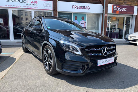 Mercedes Classe GLA 220 d 4-Matic Fascination 7-G DCT A 2017 occasion Athis-Mons 91200