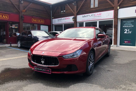 Maserati Ghibli 3.0 V6 275 D A 2016 occasion Athis-Mons 91200