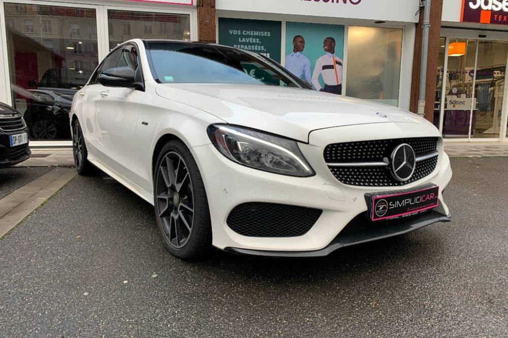 Classe C 43 Mercedes-AMG 9G-Tronic 4Matic 2017 occasion 91200 Athis-Mons
