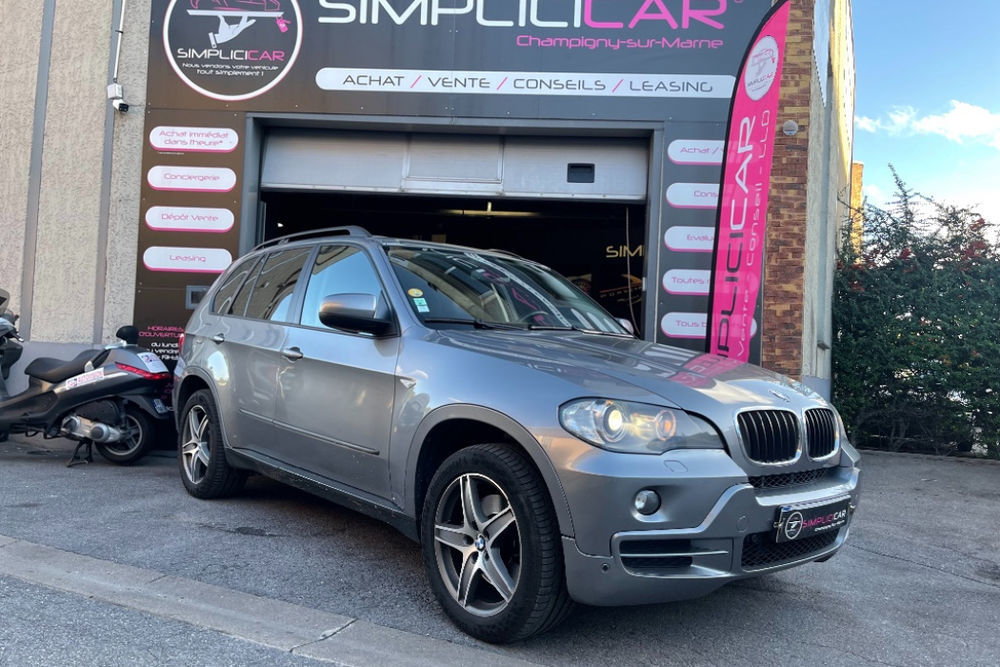 X5 3.0d 235ch Luxe A 2007 occasion 94500 Champigny-sur-Marne