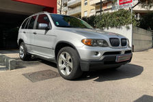 X5 3.0d Pack Luxe A 2004 occasion 06000 Nice