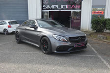 Mercedes Classe C Coupé 63 Mercedes-AMG SPEEDSHIFT MCT AMG 2016 occasion Osny 95520