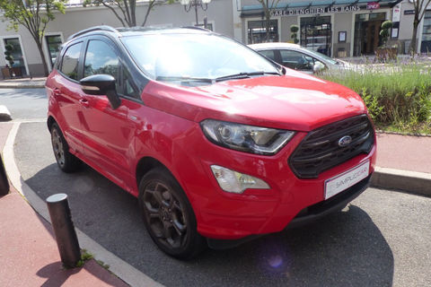 Ford Ecosport EcoSport 1.0 EcoBoost 125ch S&S BVM6 ST-Line 2018 occasion Enghien-les-Bains 95880