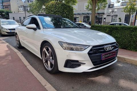 Audi A7 Sportback 45 TDI 231 Tiptronic 8 Quattro Avus Extended 2019 occasion Enghien-les-Bains 95880