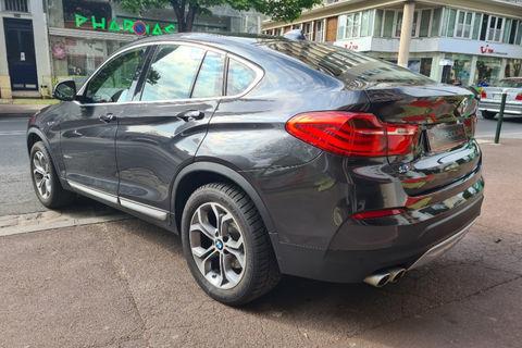 X4 xDrive30d 258ch xLine A 2014 occasion 93340 Le Raincy