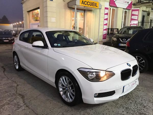 simplicicar neuilly sur marne bmw 114d 95 ch sport neuilly sur marne 93330 annonce 3982. Black Bedroom Furniture Sets. Home Design Ideas