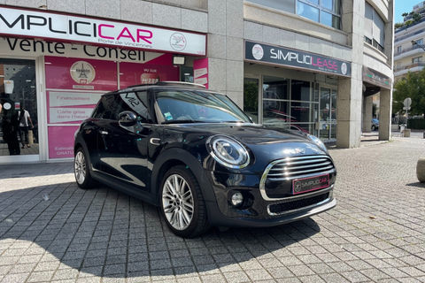 Mini Cooper Mini 136 ch Edition Heddon Street 2019 occasion Montreuil 93100
