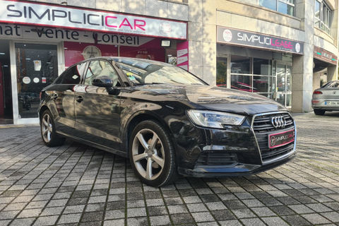 AUDI A3 BERLINE BUSINESS 2.0 150 S tronic 7 line 16999 93100 Montreuil