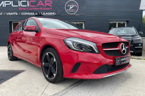 Mercedes Classe A 180 BlueEFFICIENCY Sensation 7-G DCT A 2015 occasion Chevry-Cossigny 77173