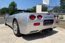Corvette Cabriolet 5.7 V8 A 2000 occasion 77173 Chevry-Cossigny