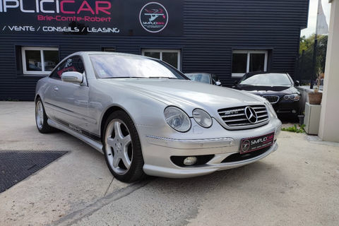Mercedes Classe CL 55 AMG 2004 occasion Chevry-Cossigny 77173