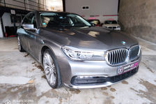 BMW Série 7 725d 231 ch Exclusive A 2018 occasion Chevry-Cossigny 77173
