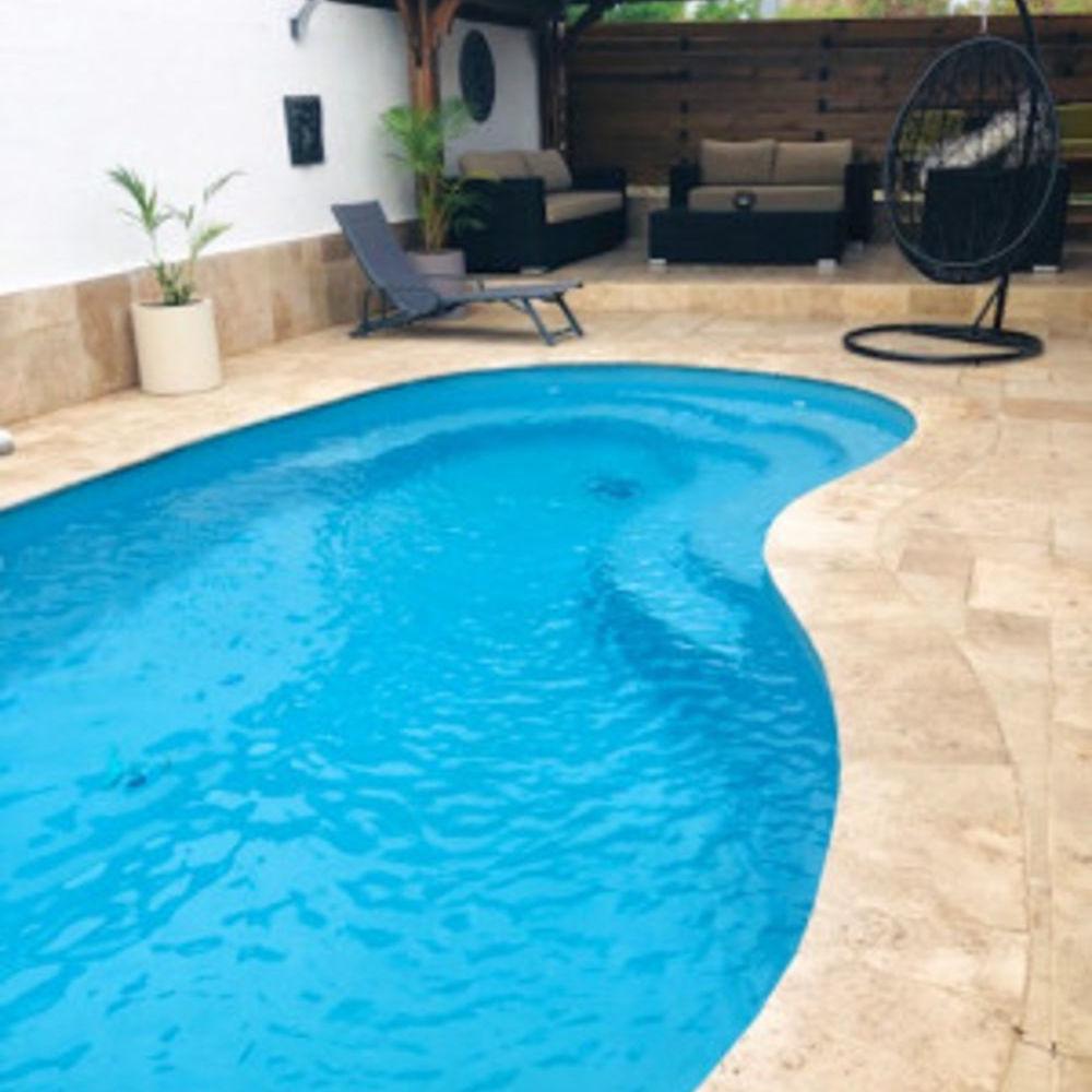 Exceptionnelle villa avec piscine Piscine privée - Plage < 100 m - Vue mer - Télévision - Terrasse . . . 3198 € / Semaine DOM-TOM, Saint-Gilles Les Bains (97434)