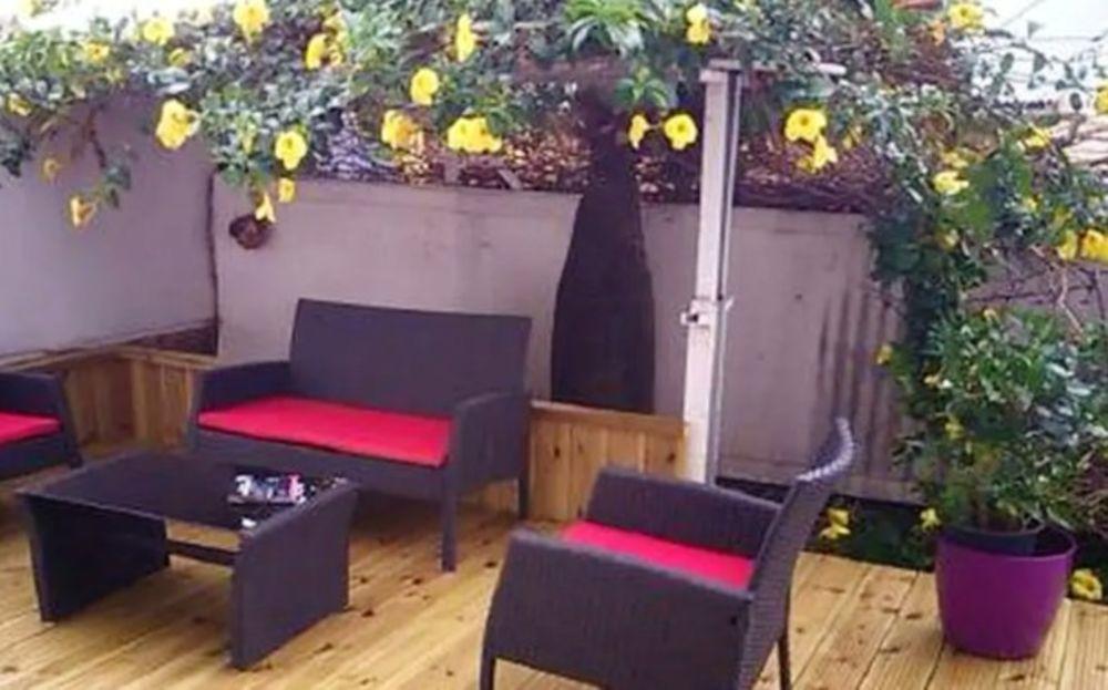 Jolie maison avec jardin & terrasse Télévision - Terrasse - place de parking en extérieur - Lave vaisselle - Lave linge . . . 393 € / Semaine DOM-TOM, La Réunion (97400)