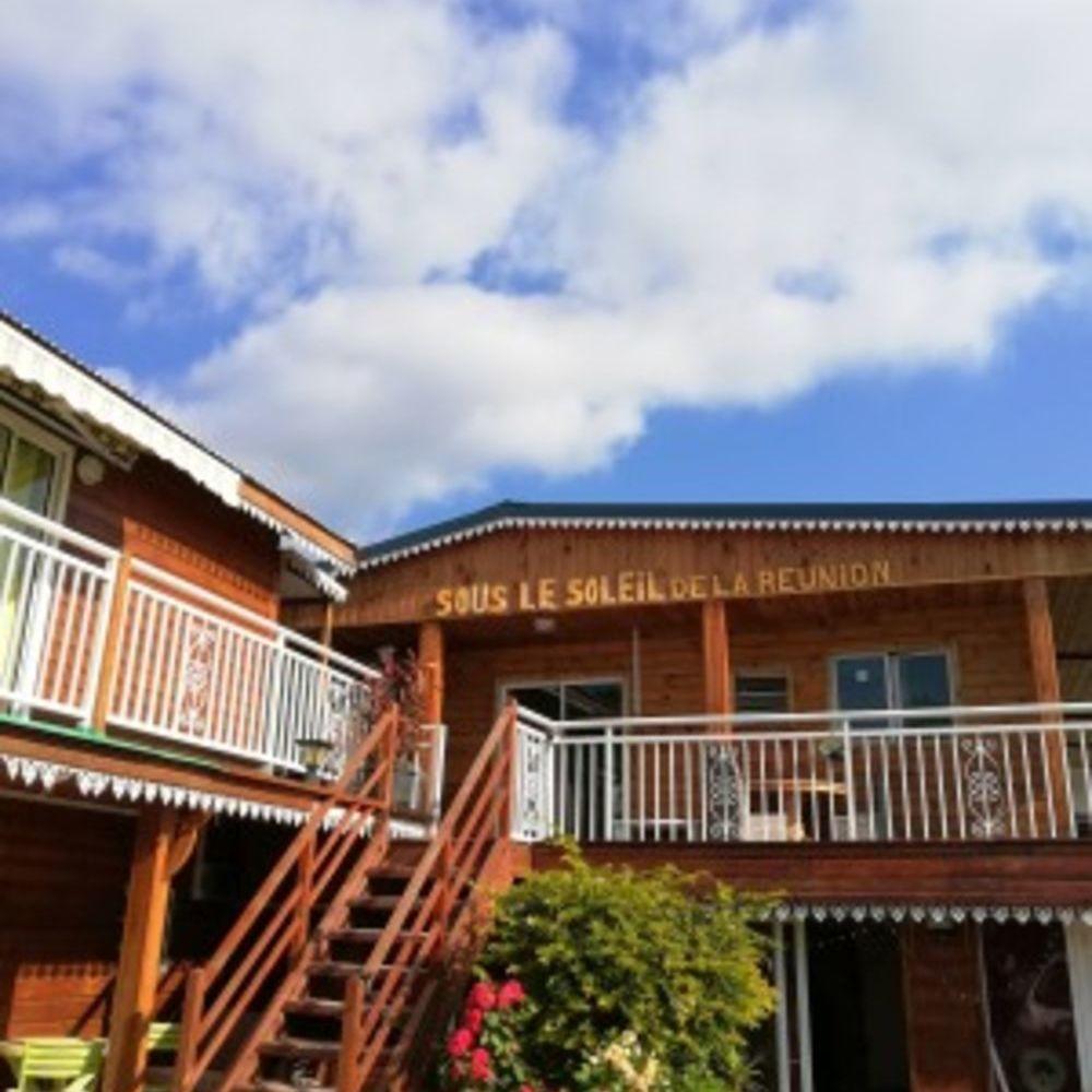 Joli studio avec vue sur la mer Vue mer - Télévision - Terrasse - place de parking en extérieur - Accès Internet . . . 320 € / Semaine DOM-TOM, La Possession (97419)