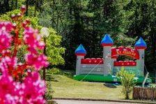 Camping Le Val de la Marquise - Mobil home PACIFIQUE SUP 25 + 10 m² - TV Télévision - Terrasse - Club enfants - Accès Internet - Aquitaine, Campagne (24260)