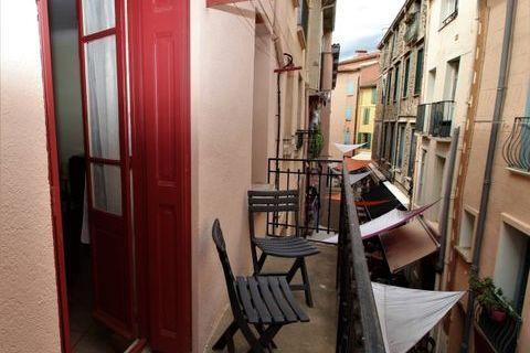 appartement 3 personnes Télévision - Lave linge - Table et chaises de jardin - Lit bébé . . . Languedoc-Roussillon, Collioure (66190)