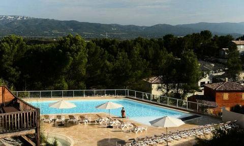 Appartement 2 pièces 4 personnes - Sélection Piscine collective - Télévision - Terrasse - place de parking en extérieur - Lave v Provence-Alpes-Côte d'Azur, Mallemort (13370)