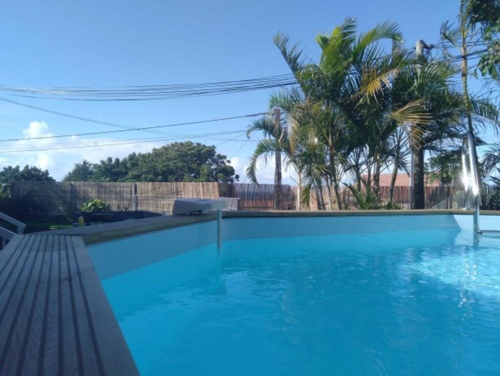 Grande villa avec piscine & vue mer Piscine privée - Bain à remous - Vue mer - Télévision - Terrasse . . . 727 € / Semaine DOM-TOM, Saint-Joseph (97480)