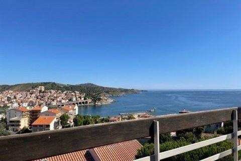 Appart T3 Mezzaine 6 couchages BANYULS SUR MER Télévision - Terrasse - place de parking en extérieur - Lave vaisselle - Lave lin Languedoc-Roussillon, Banyuls-sur-Mer (66650)