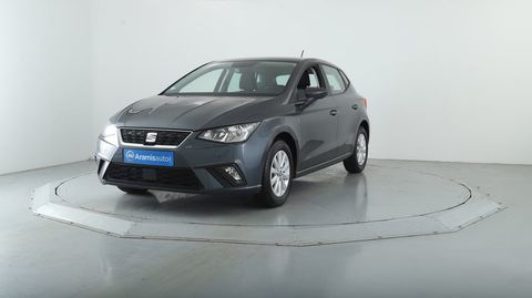 Seat Ibiza 1.0 80 BVM5 Style 2019 occasion Reims 51100